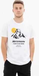 T-shirt Mystars z krótkim rękawem z bawełny