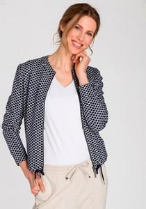 Bluza Olsen w stylu boho z bawełny