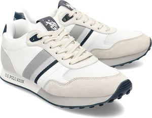 U.S. Polo Assn Julius2 - Sneakersy Męskie - FLASH4088S9/SN2 WHI