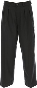 Spodnie Dondup z wełny w stylu casual