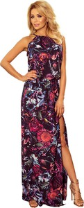 Sukienka NUMOCO z dekoltem halter