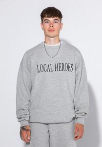 Bluza LOCAL HEROES w młodzieżowym stylu