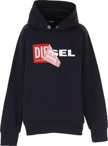 Bluza dziecięca Diesel z bawełny