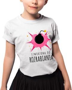 Bluzka dziecięca Koszulkowy dla dziewczynek