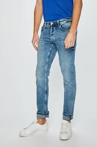 Niebieskie jeansy Only & Sons z bawełny