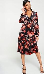 Sukienka V by Very z weluru