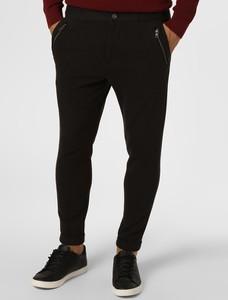Czarne spodnie Tigha