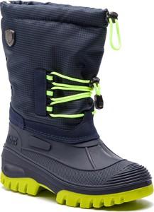 Buty dziecięce zimowe CMP sznurowane