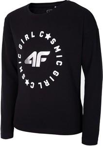 Koszulka dziecięca 4F z długim rękawem
