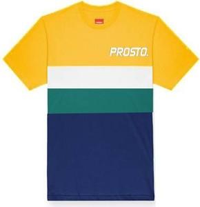 T-shirt Prosto. z krótkim rękawem z bawełny