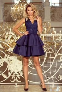 Sukienka NUMOCO rozkloszowana