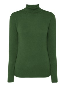 Sweter Montego z bawełny w stylu casual