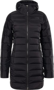 Czarna kurtka The North Face w stylu casual