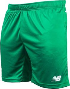 Zielone spodenki New Balance w sportowym stylu