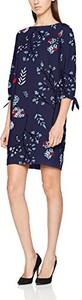 Granatowa sukienka s.oliver