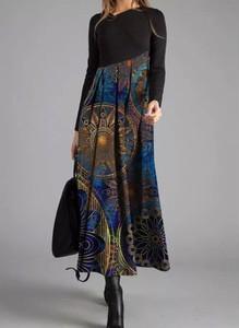Sukienka Cikelly maxi