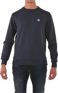 Niebieski sweter North Sails z wełny