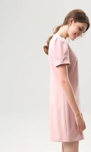 4335b3d5af dodatki do pudrowej różowej sukienki - stylowo i modnie z Allani