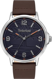 Zegarek TIMBERLAND - Glencove 16011JYS/03 Brown/Silver