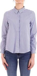 Niebieska koszula Only z długim rękawem w stylu casual