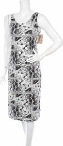Sukienka Vans z okrągłym dekoltem