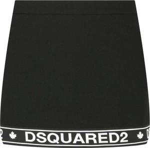 Spódniczka dziewczęca Dsquared2 z wełny