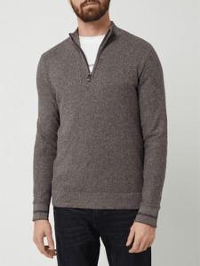 Sweter Tom Tailor ze stójką