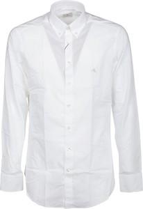 Koszula Etro z kołnierzykiem button down z długim rękawem