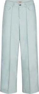 Niebieskie spodnie Mos Mosh z bawełny