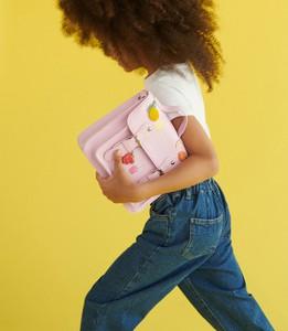 Różowa torebka Reserved średnia