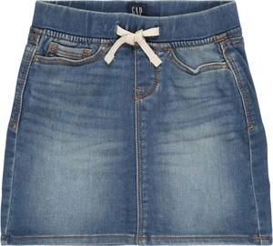 Spódniczka dziewczęca Gap z jeansu