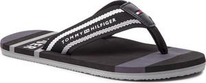 Buty letnie męskie Tommy Hilfiger w stylu casual ze skóry