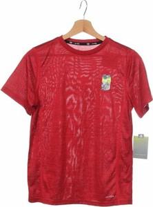 Czerwona koszulka dziecięca Tek Gear z krótkim rękawem