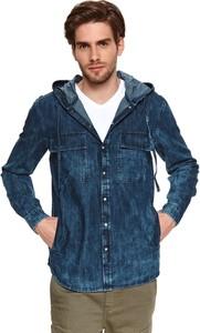 Koszula Top Secret z bawełny z długim rękawem