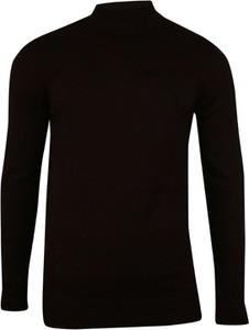 Czerwony sweter Brave Soul w stylu casual z bawełny