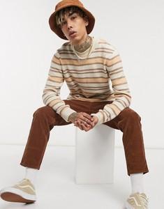 Sweter Asos w młodzieżowym stylu z okrągłym dekoltem