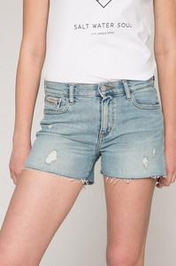 Szorty Calvin Klein z bawełny