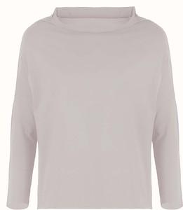 Bluzka By Insomnia z długim rękawem w stylu casual