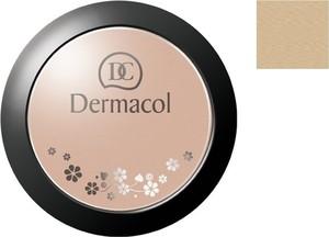 Dermacol, Mineral Compact Powder, puder mineralny w kompakcie, 03, 8,5g