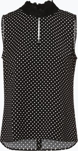 Czarna bluzka S.Oliver Black Label z golfem