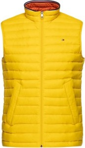 Żółta kamizelka Tommy Hilfiger