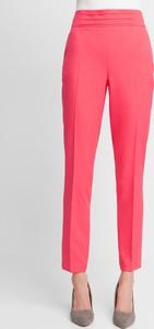 Różowe spodnie QUIOSQUE