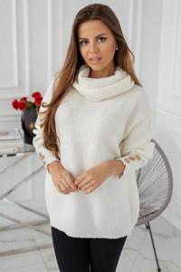 Sweter infinityfashion.pl w stylu casual