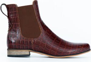 Botki Zapato z płaską podeszwą