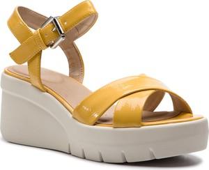 Sandały Geox w stylu casual z klamrami
