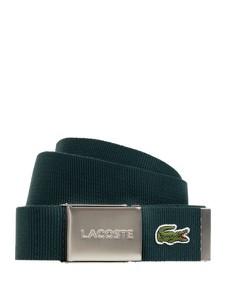 Zielony pasek Lacoste