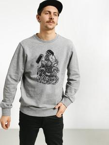 Bluza Element z bawełny z nadrukiem