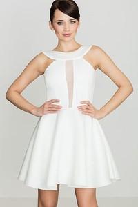 Sukienka LENITIF rozkloszowana