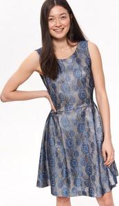 Sukienka Top Secret rozkloszowana mini