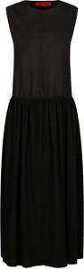 Sukienka Max & Co. midi z okrągłym dekoltem bez rękawów